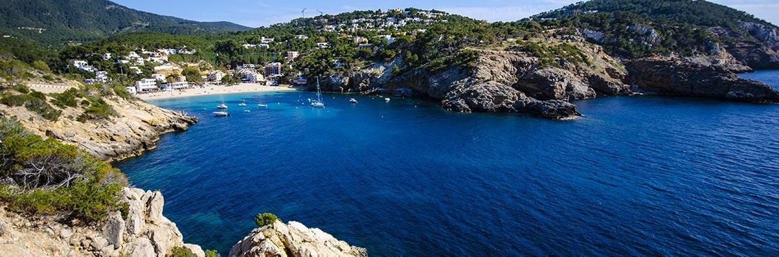 Donde dormir en Ibiza